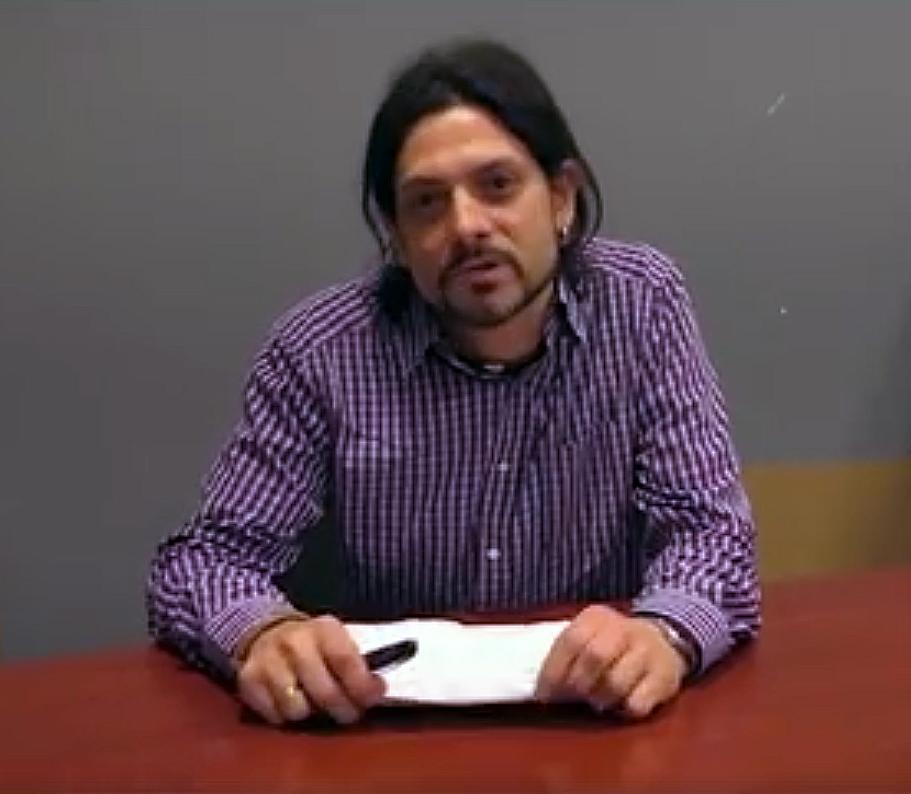 MIguel Ánxelu Agudo denuncia la situación de la Sanidá Pública Asturiana