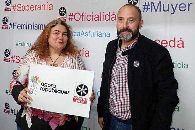 Andecha Astur lleva a la Comisión Europea la discriminación llingüística nel Parllamentu Asturianu