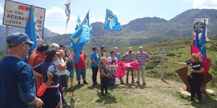 Homenaxe y revindicación na comemoración de la Declaración de Soberanía