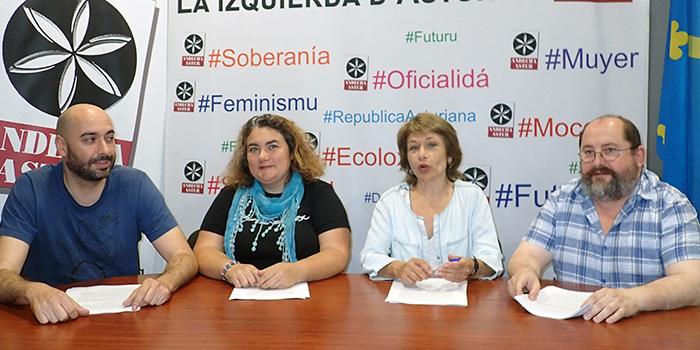 """""""Casu Barbón"""": El lifting imposible del PSOE n'Asturies"""
