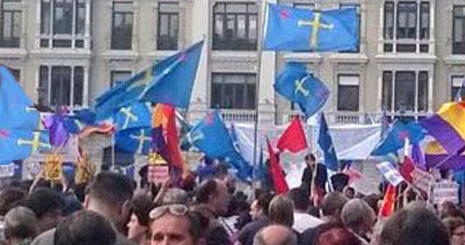 Poniendo Asturies nel centru la campaña elleutoral