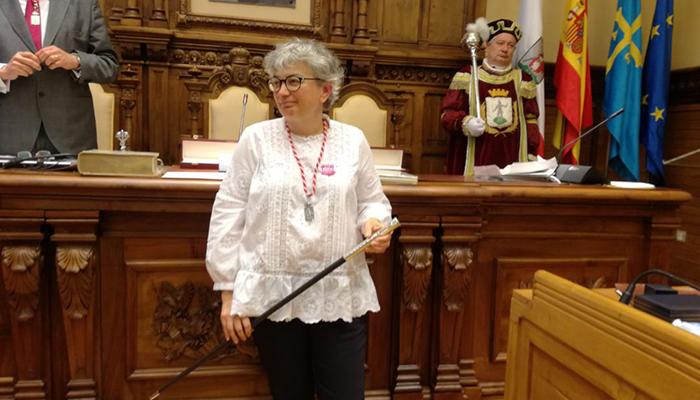 L'Alcaldesa Xixón siguirá regalando 45.000 € añales a la familia Borbón